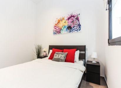 Посуточная 2ух комнатная квартира в тель-авиве